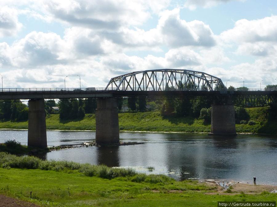 Мост через Западную Двину,