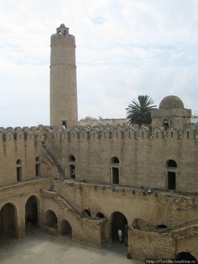 Тунис. Сус. Медина