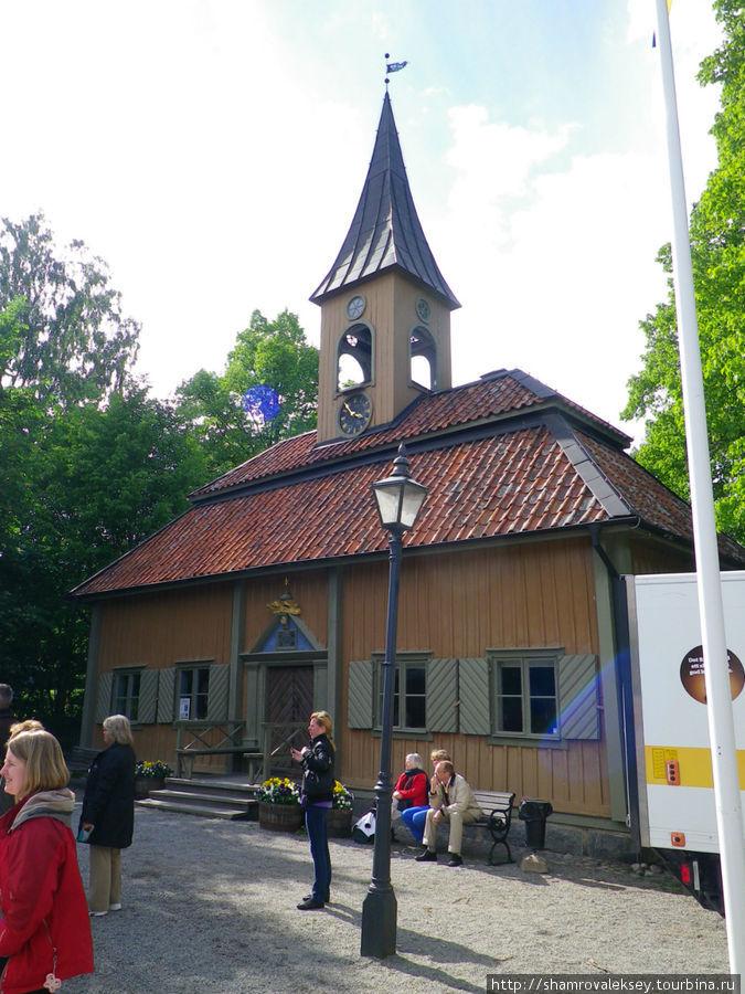 Самая маленькая городская ратуша