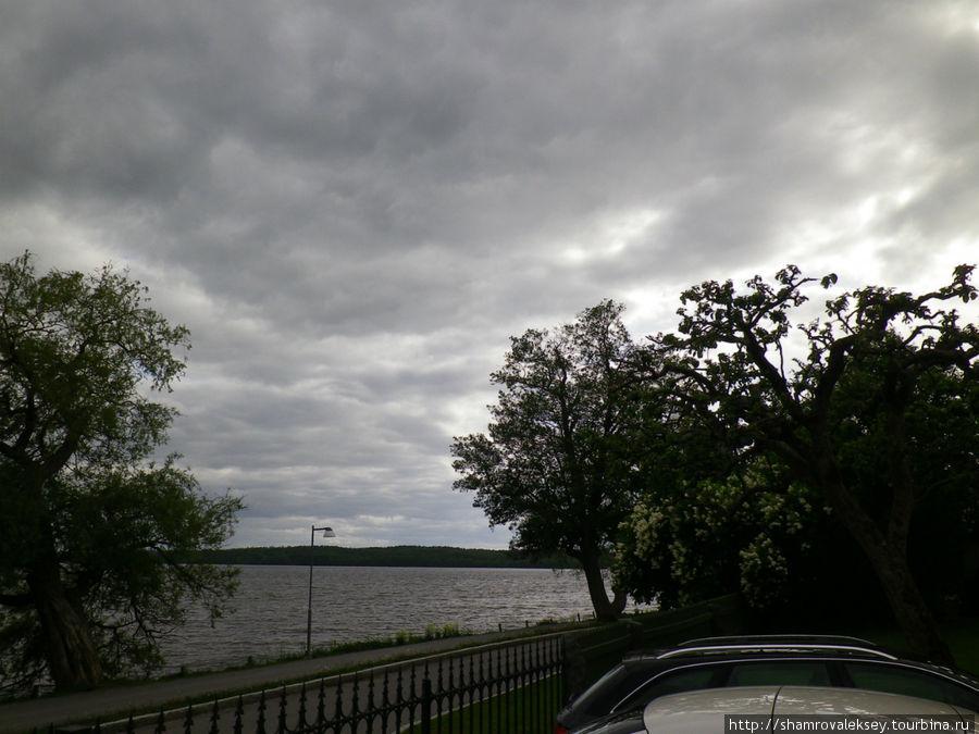 Озеро Меларен (Mälaren)