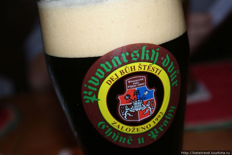 Пиво Pivovarský Dvůr