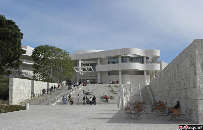 Так выглядит музей Пола Гети
