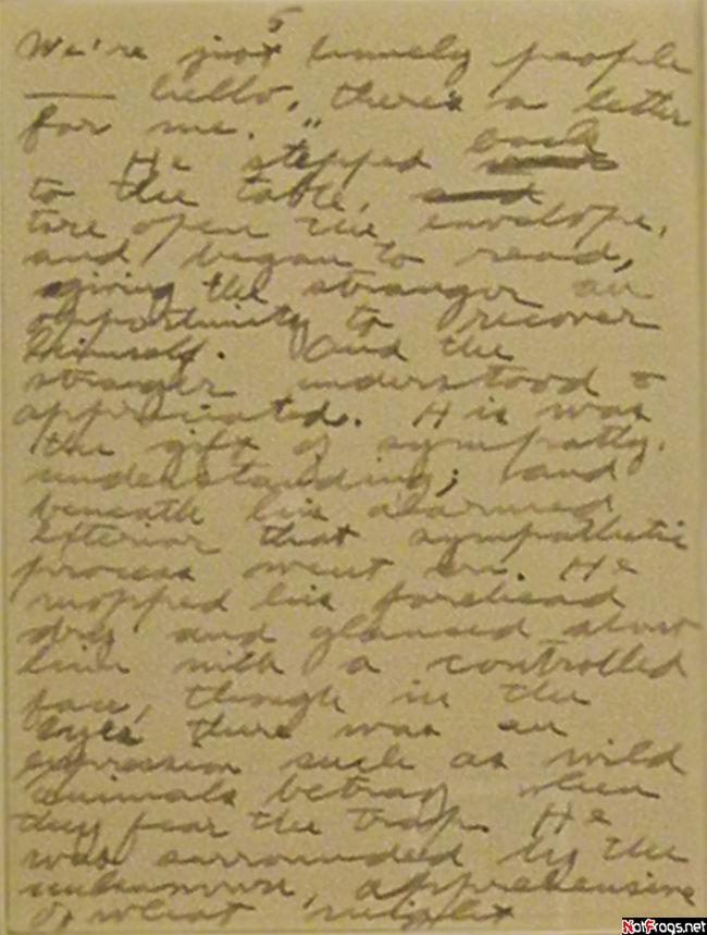 Автограф Джека Лондона, роман