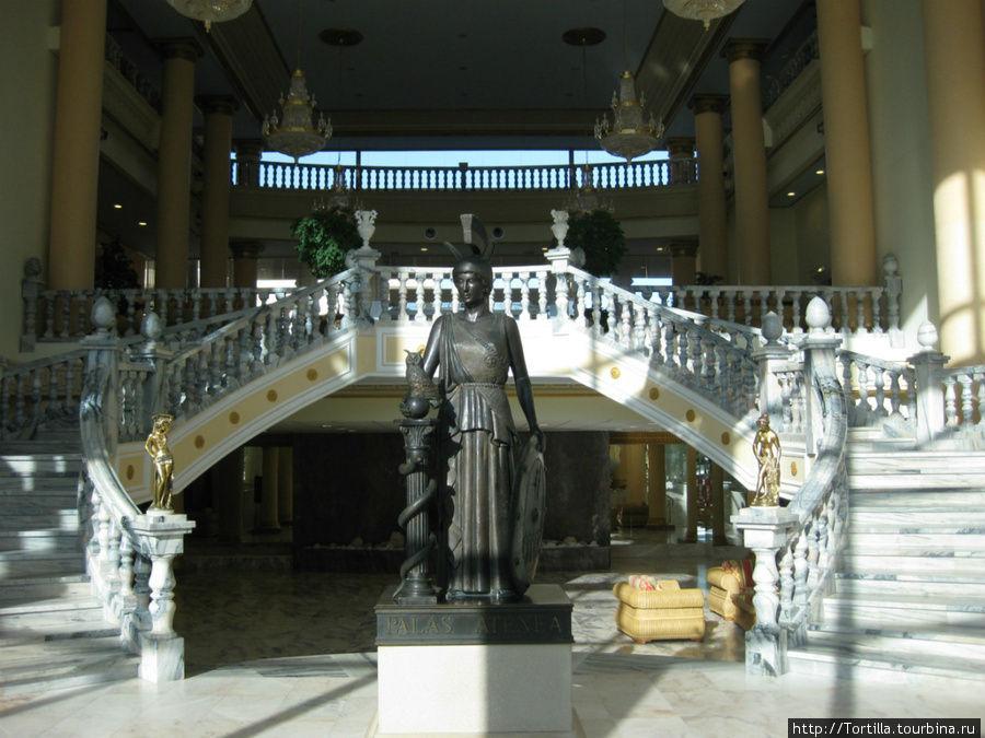 Отель Palas Pineda, Ла Пинеда. Коста Дарада — холл