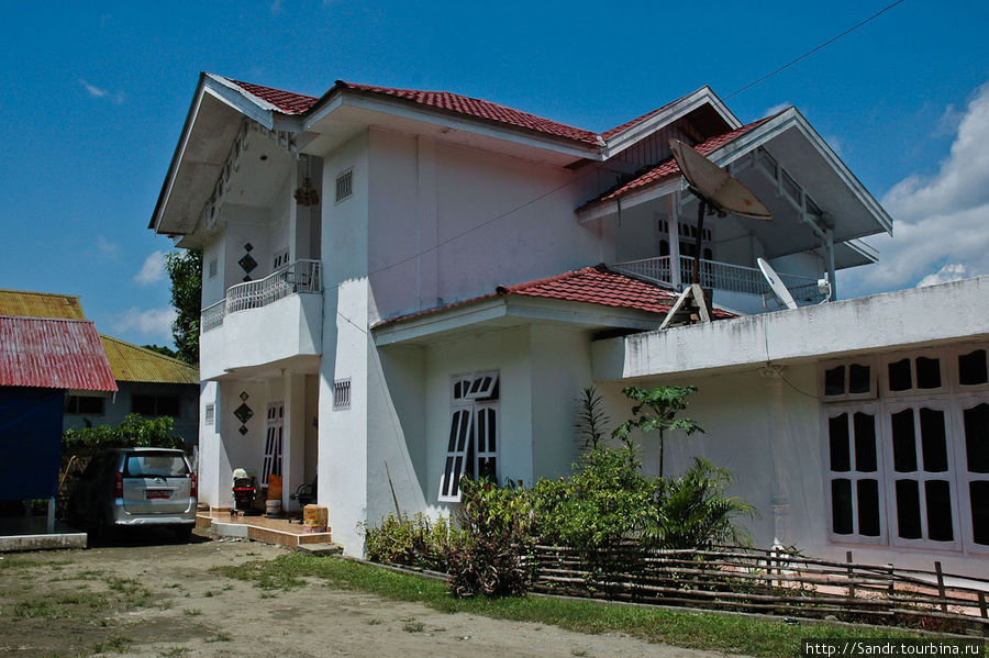 Дом семьи Румбино | Сента