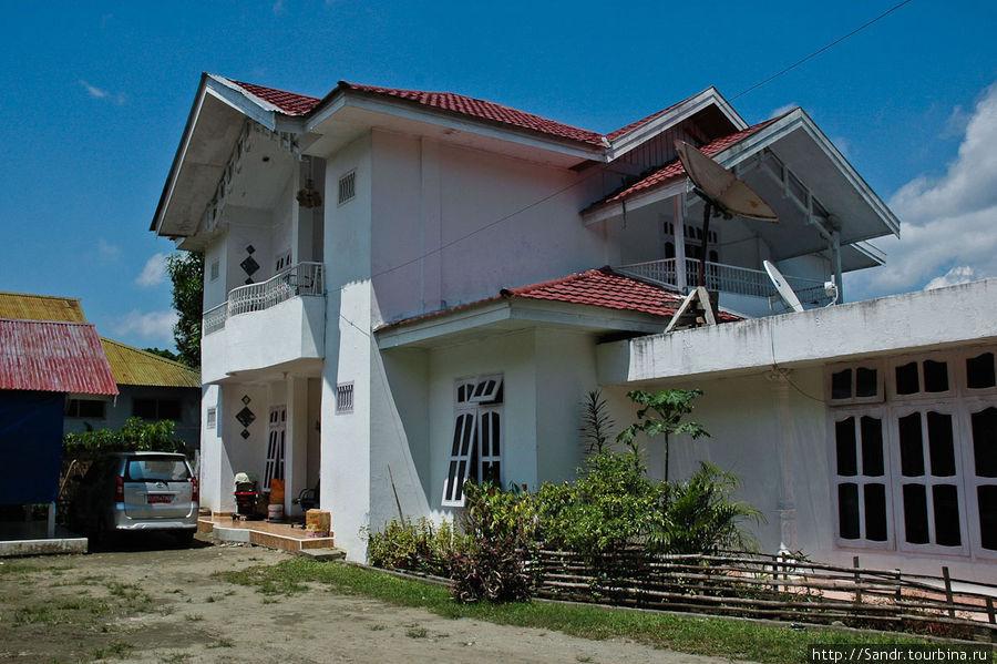 Дом семьи Румбино | Сентани, Папуа