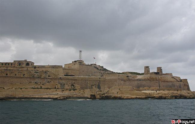 Форт Сент Эльм