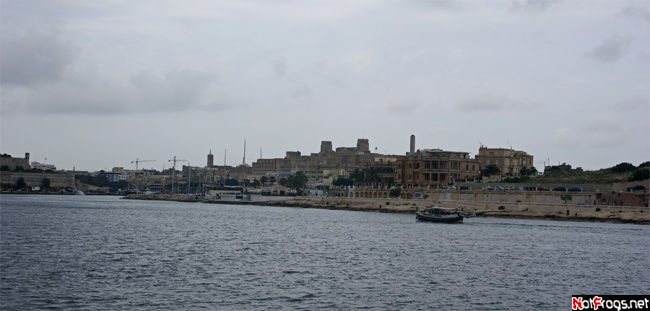 Вид на город Гзира