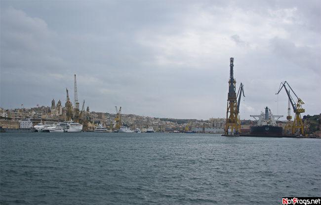 Большой порт — Grand Harbour