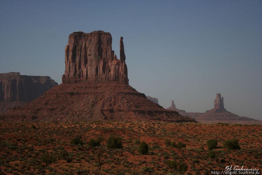 Долина Монументов Аризона