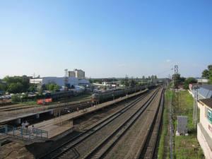 станция Щербинка