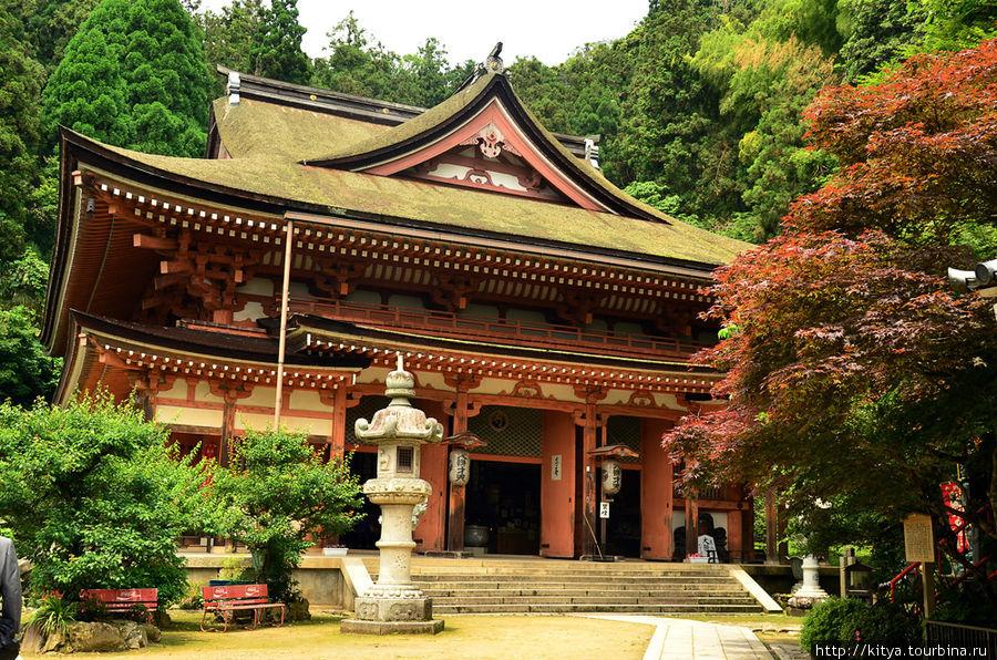 Храм Хогондзи, главный за