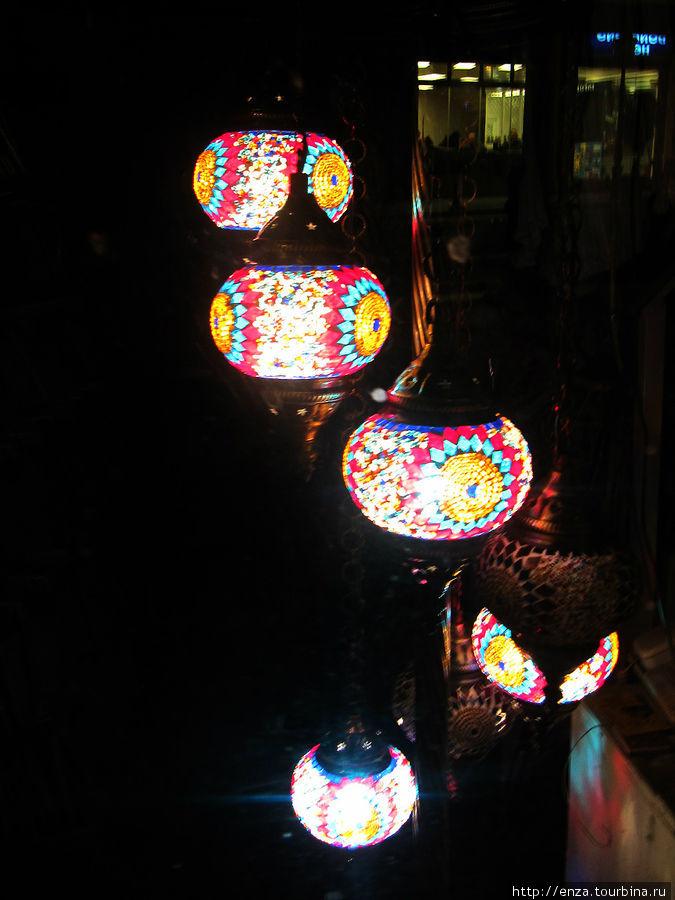 Стамбульская ночь – время