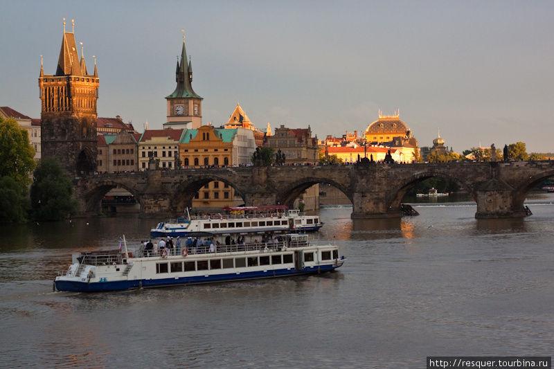 Засыпающая Прага. Карлов