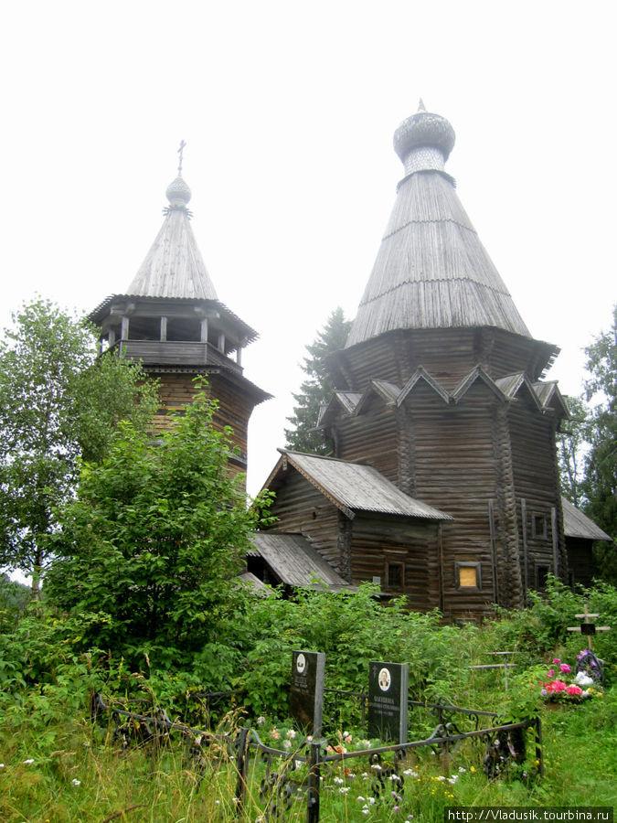 Никольская церковь (Согин