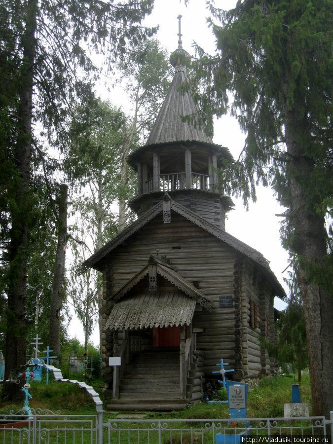 Афанасьевская церковь (По