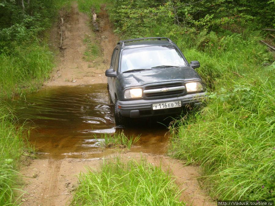 Форсируем реку :)