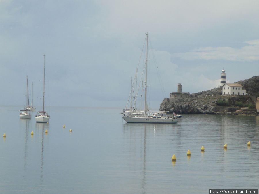 Порт де Соллер Порт-де-Соллер, остров Майорка, Испания