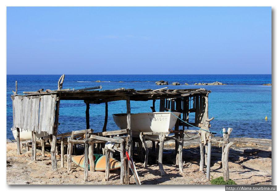 Форментера, остров мечты Остров Форментера, Испания