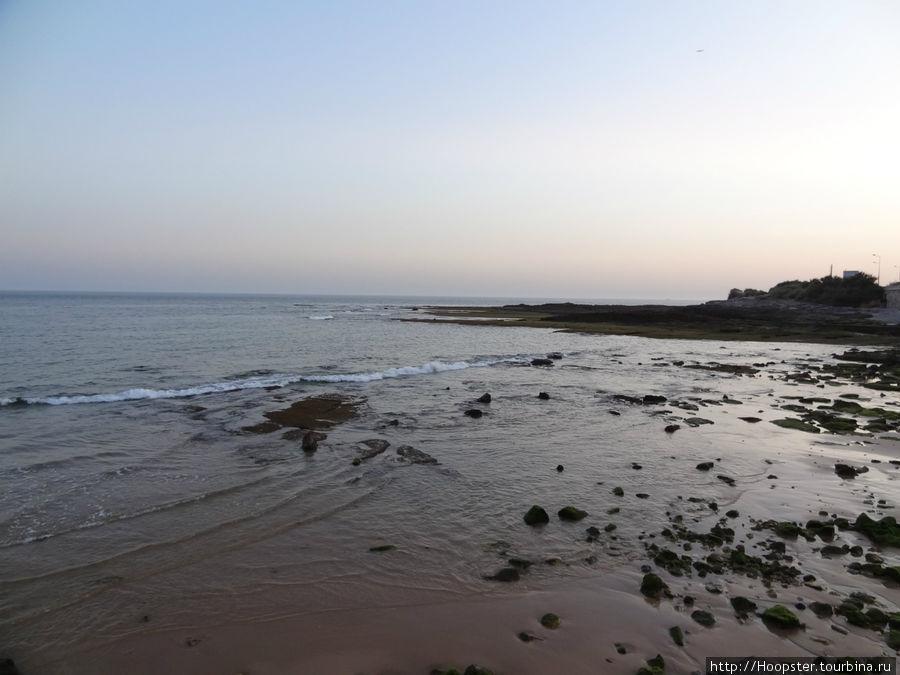 Вечерний пляж Каркавелуша