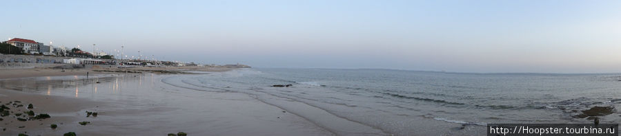 Пляж в Каркавелуше