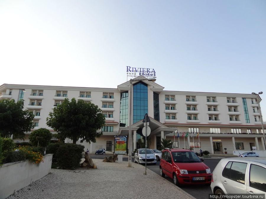 Отель Ривьера. Каркавелуш