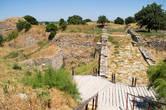 Заезд в ворота, Троя-2 (2500 лет д.н.э.)