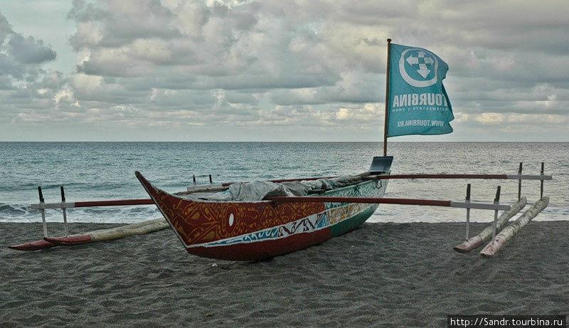 Румайро на пляжу в Лайтре