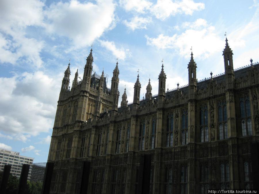 Лондон. Вестминстер