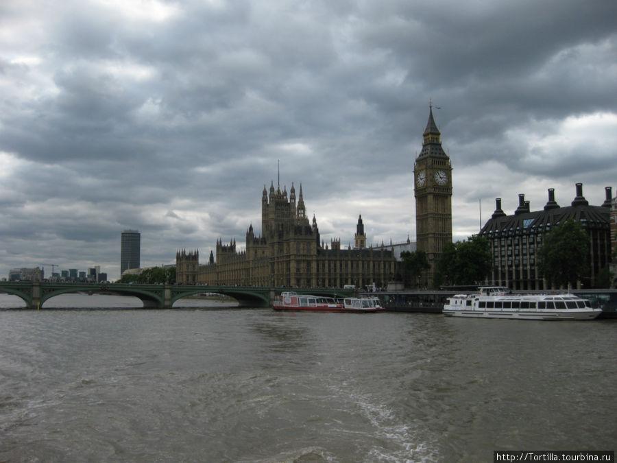 Лондон. Темз