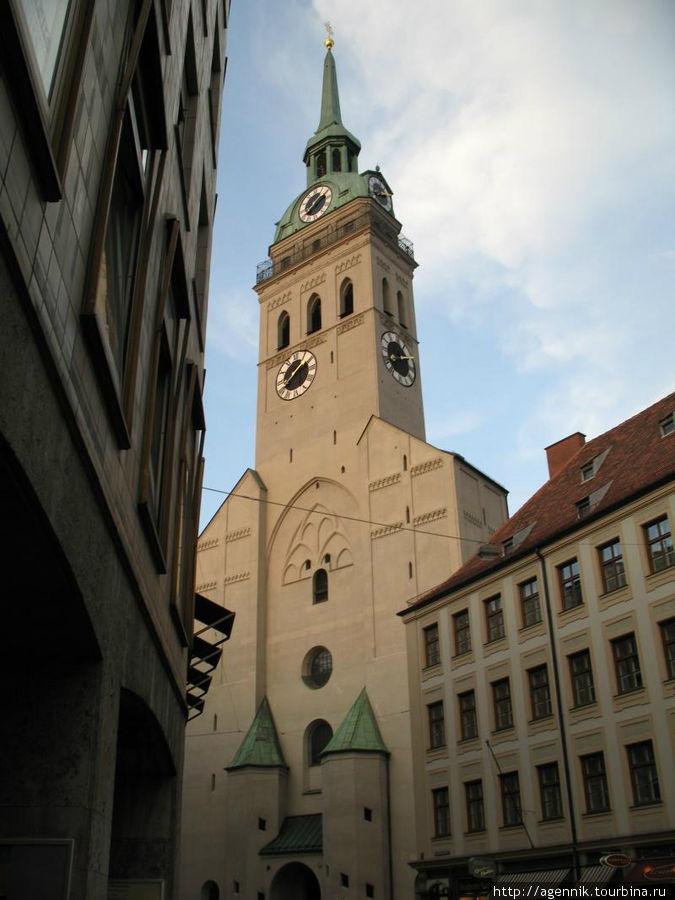 Башня Старого Питера