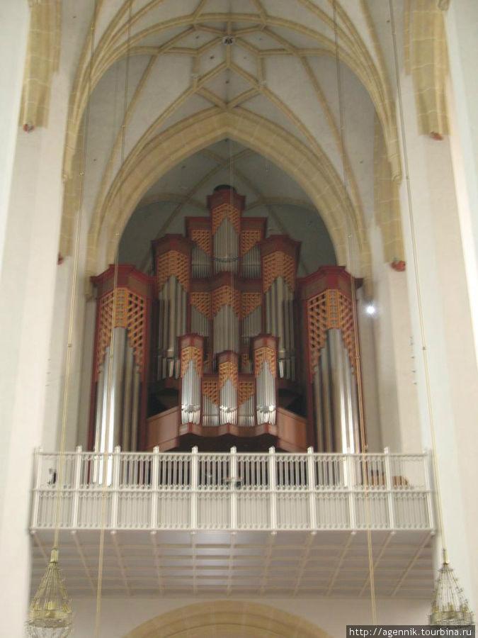 Главный орган