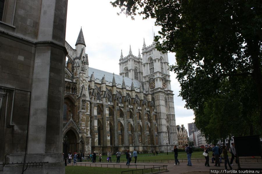 Лондон. Вестминстерское аббатство