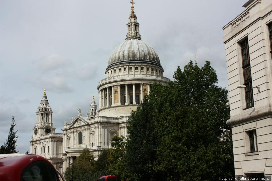 Лондон. Собор Святого Пав