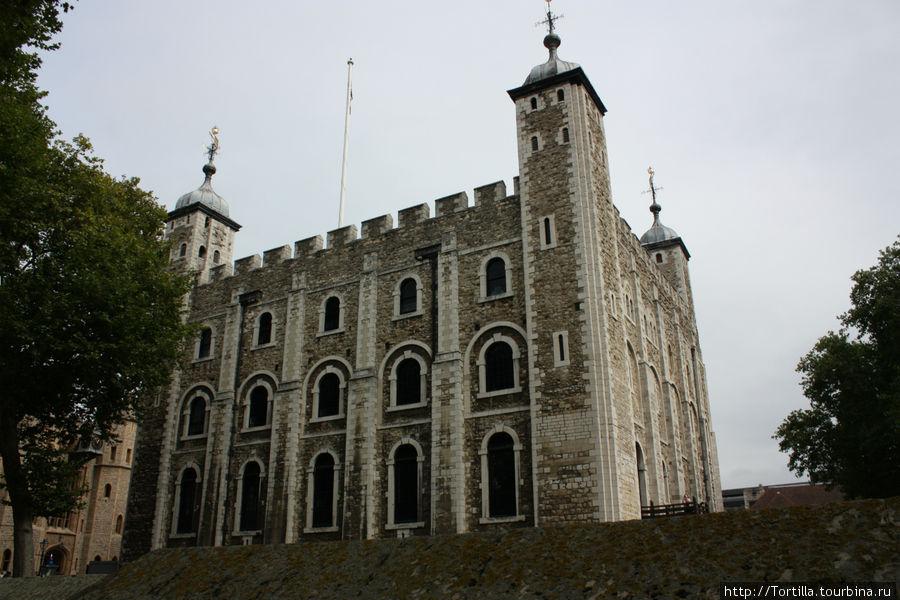 Лондон. Тауэр  — Белая башня