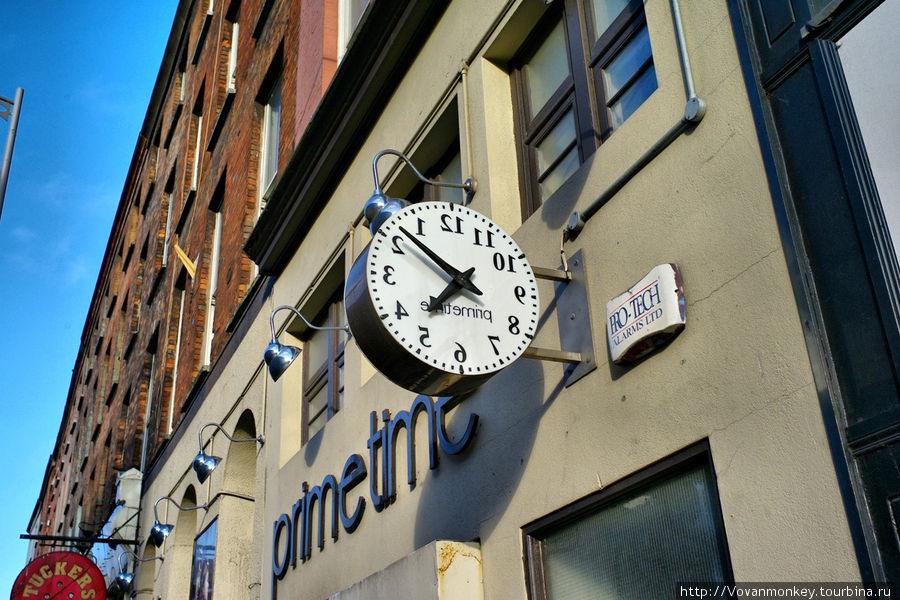 Такие вот часы. :)
