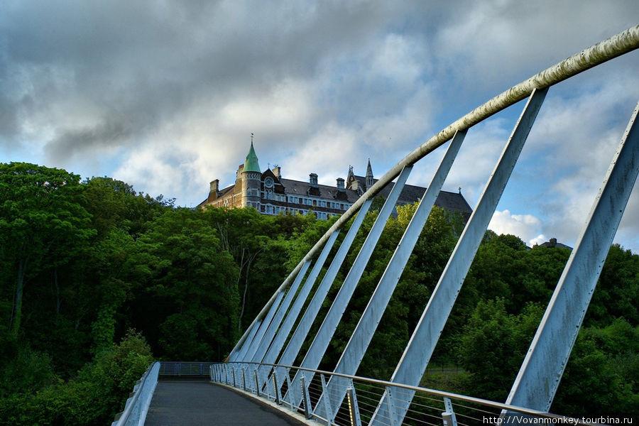 Мост через северный канал