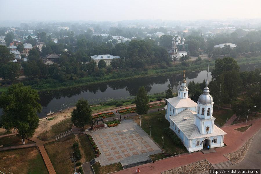 Вологда, городские пейзажи