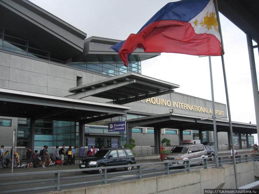 Аэропорт Манилы Эль-Нидо, остров Палаван, Филиппины