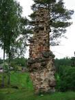 Развалины Вастселийнаского замка