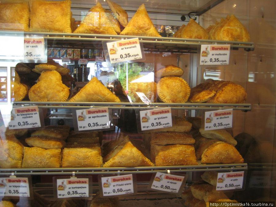 Вот они, пирожки! Цены можете видеть.