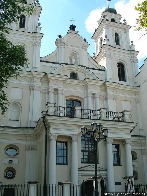 Архикафедральный собор Пресвятой Девы Марии