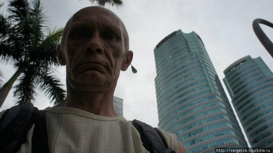 Манила. Небоскребы