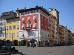 Красочный ансамбль площади