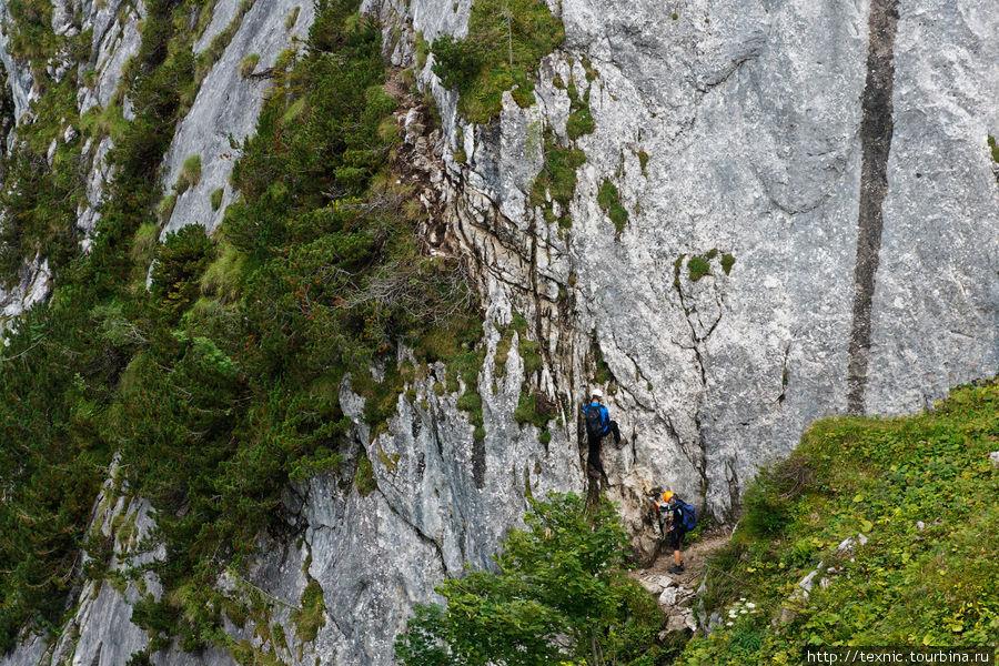 Настоящий альпинизм