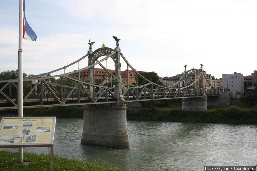 Мост через Зальцах