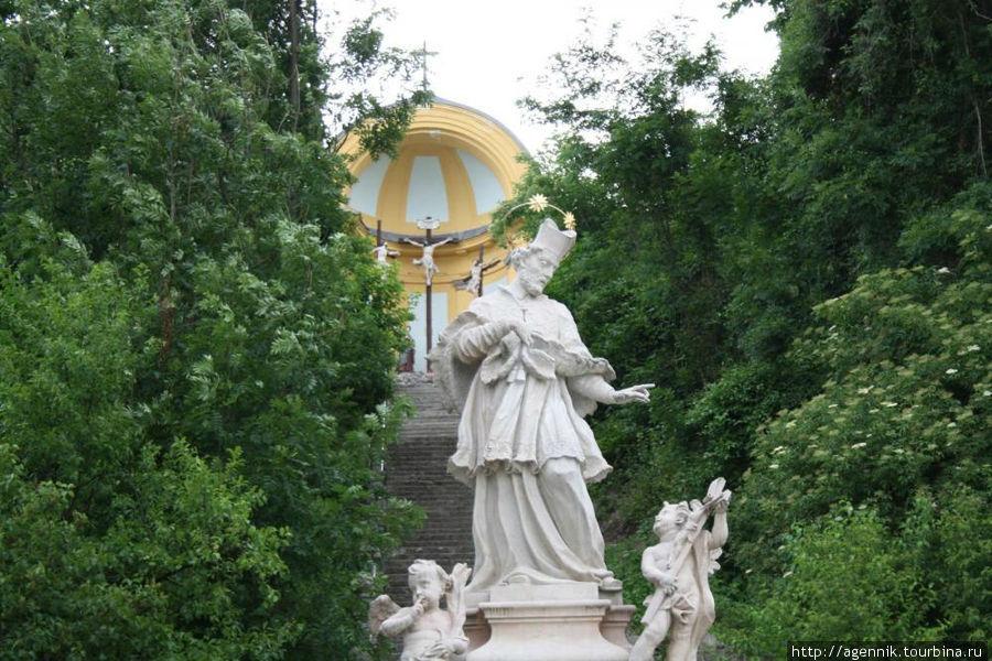 Святой Ян Непомуцкий