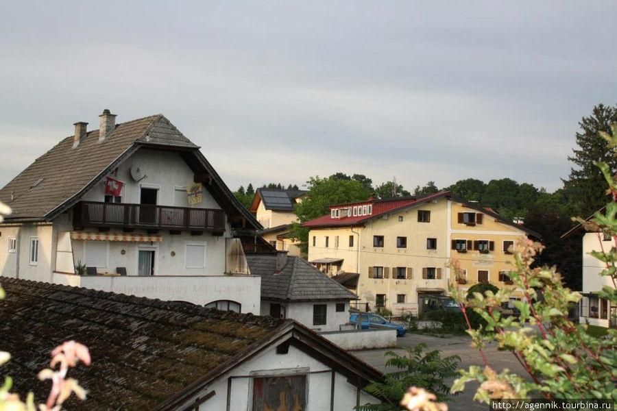 Гостиница в Обернсдорф