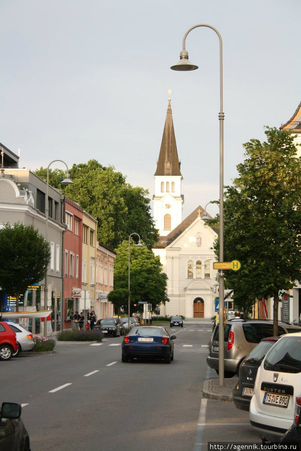 Паломническая церковь
