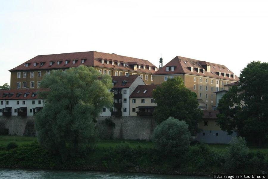 Дворец Епископа (позже здесь была тюрьма)